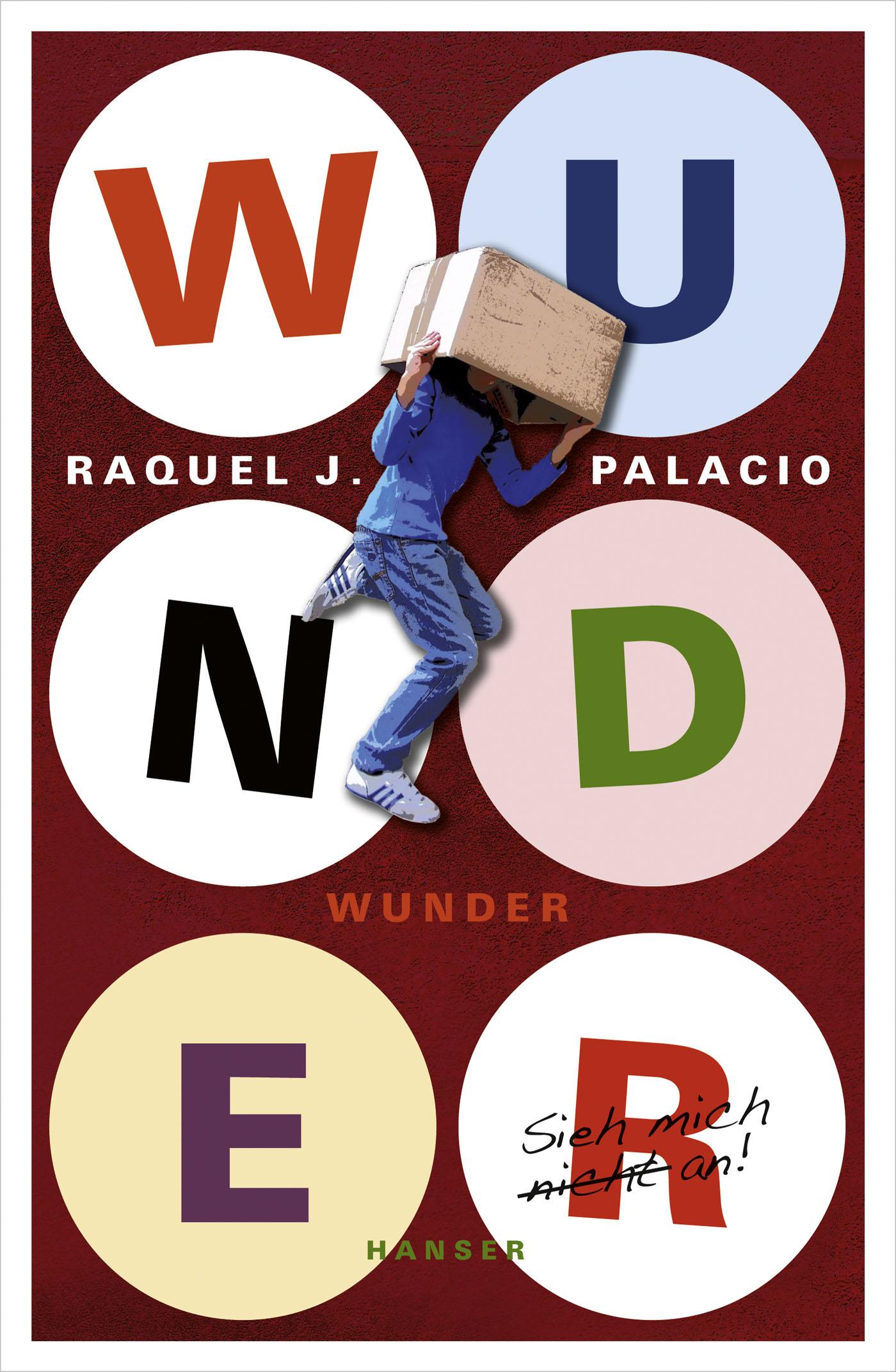 Raquel J. Palacio – Wunder | Literaturen