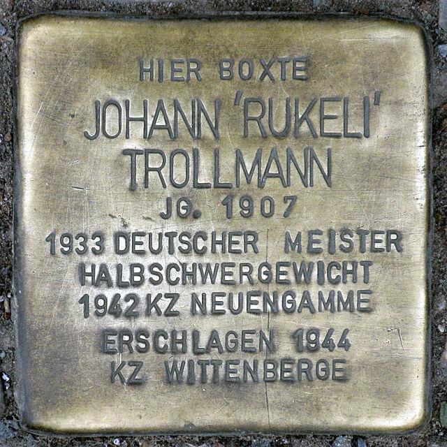 Stolperstein.Kreuzberg.Fidicinstraße_2.Johann_Trollmann.7441pauldaviddoherty