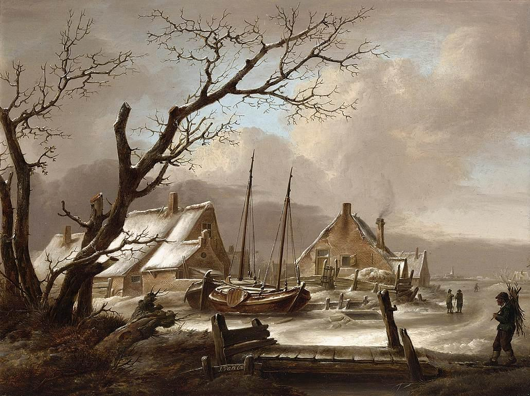 Jan_van_Os_-_Winter_Landscape_-_WGA16713